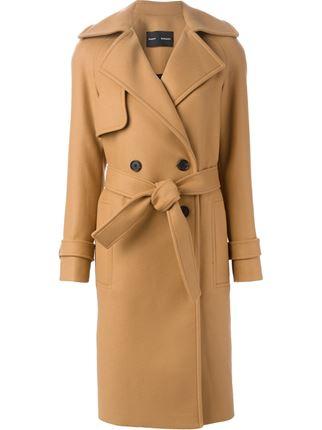 Proenza Schouler belted trench coat, $1,916.53