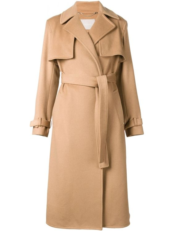 Jason Wu belted long trench coat, $3,995.00