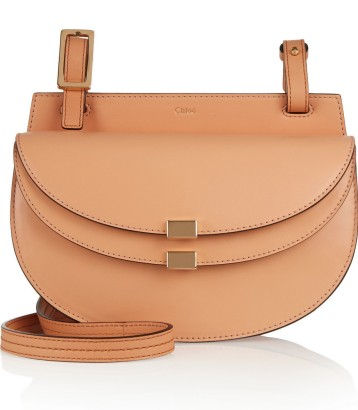 Chloé Georgia mini leather shoulder bag, $1,090