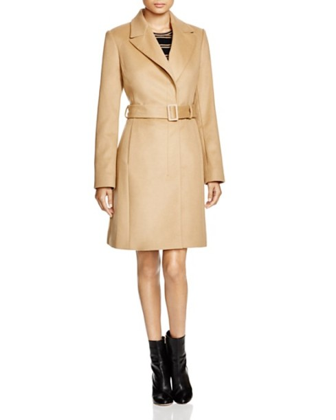 Boss Cepina Wool Cashmere Coat, $625.00
