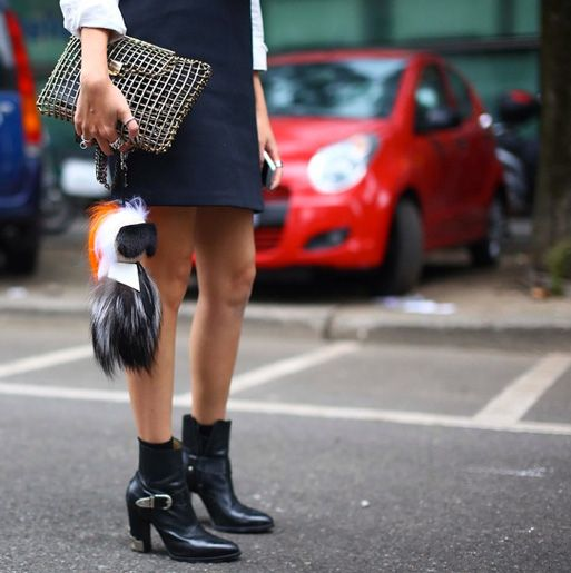 Street style featuring the Karlito buggy.
