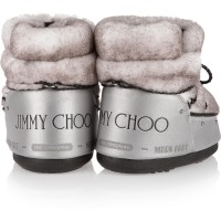 SHOE PORN THURSDAY: Jimmy Choo x Moon Boot
