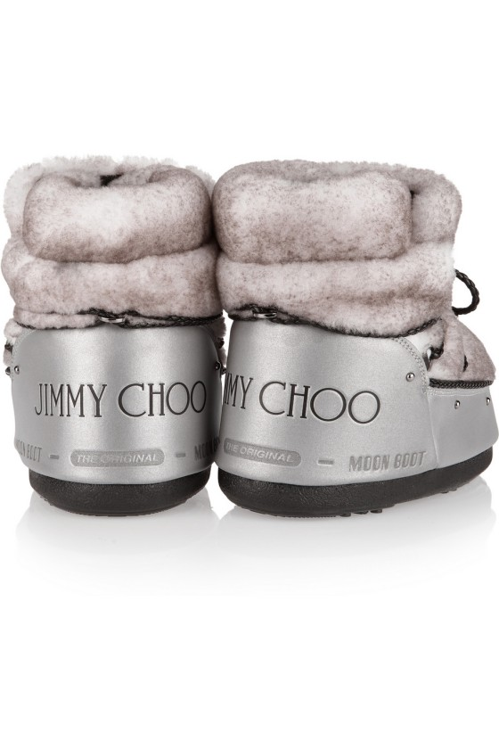 Moon boot jimmy choo
