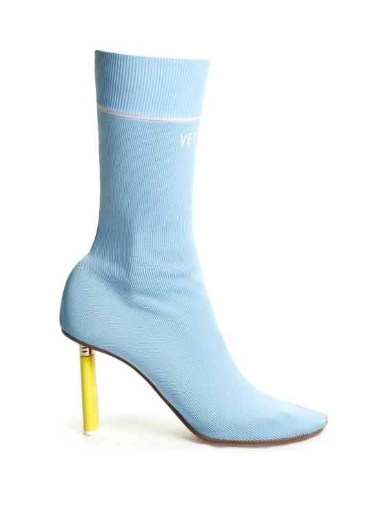VETEMENTS Sock ankle boots, $1,068