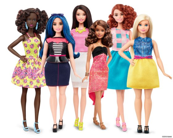 barbie new line