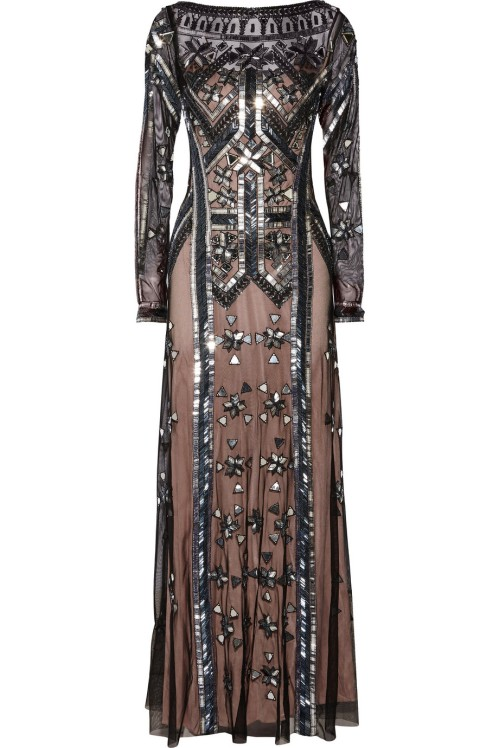 TEMPERLEY LONDON Carly embellished tulle gown$6,795