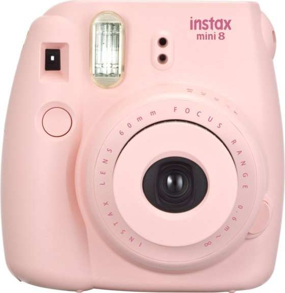 Fujifilm Instax Mini 8 Instant Film Camera, $55