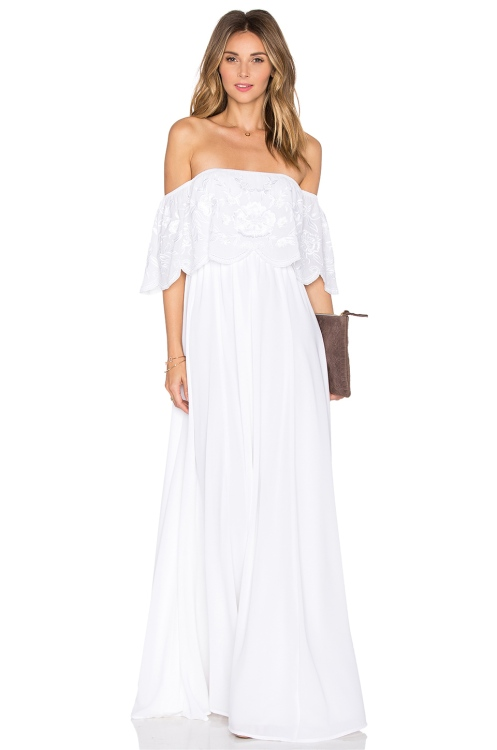 X REVOLVE THE HAWAII DRESS LOVERS + FRIENDS $210.00