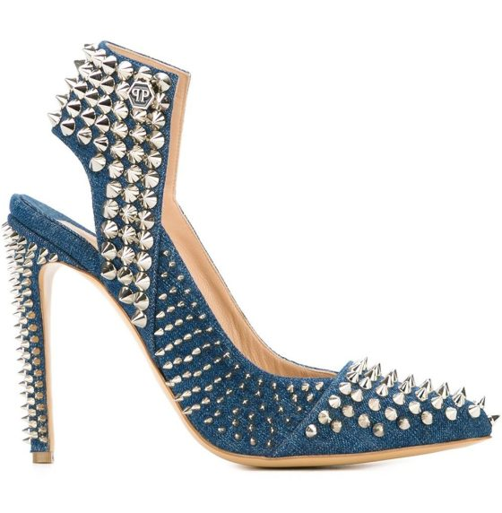 Philipp Plein 'Feed Me' pumps, $1,371.63