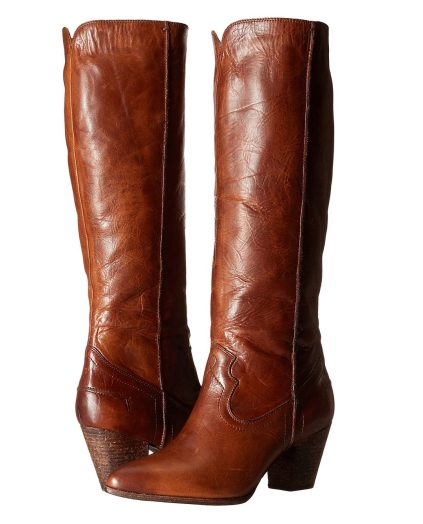 Frye Renee Seam Tall, $378