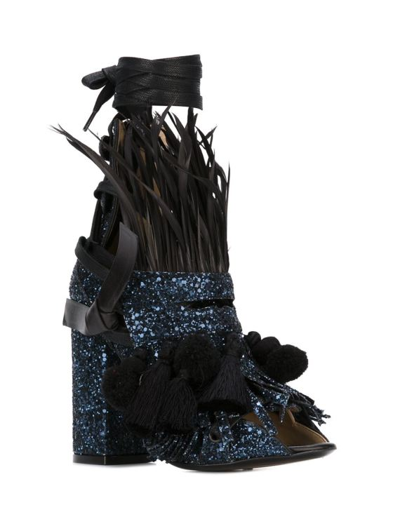 Nº21 Sandals, $824.54