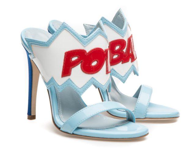 Chiara Ferragni Patent Pow Heel, was $645 now $323