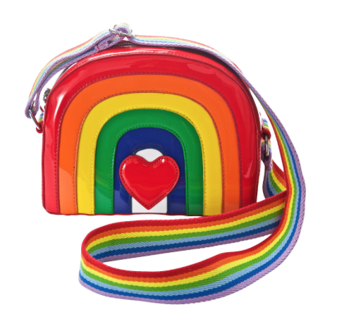 Current Mood Over the Rainbow Bag, $30, via DollsKill