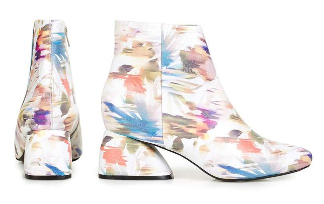 TOPSHOP Portugal Limited Edition Boot, $190