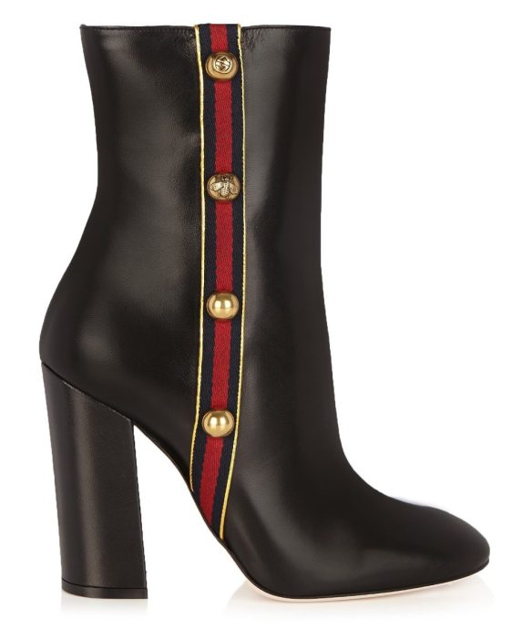 Gucci Carly leather boots, $1,250