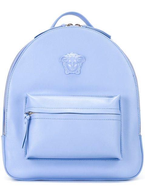 Versace Palazzo Medusa chain trim backpack, $1,804.97