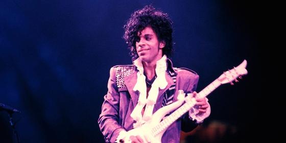 Prince, via Pitchfork