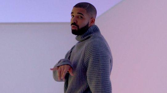Drake, via MTV