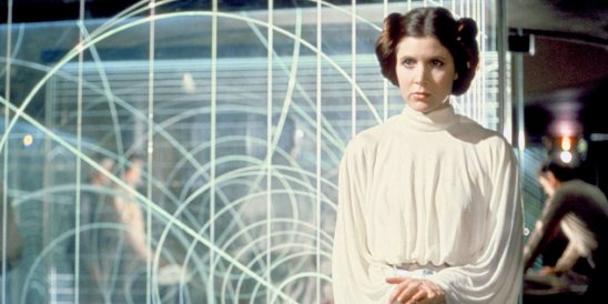 Princess Leia, via StarWars.com