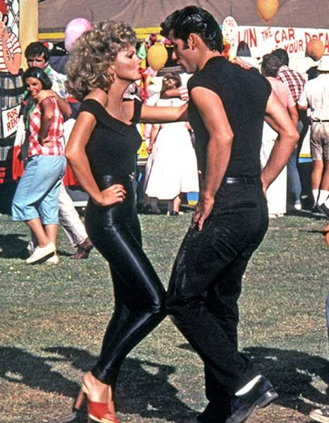 Sandy from Grease, via z1035