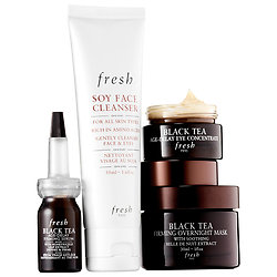 Fresh Black Tea Age-Delay Traditions kit, $98, via Sephora